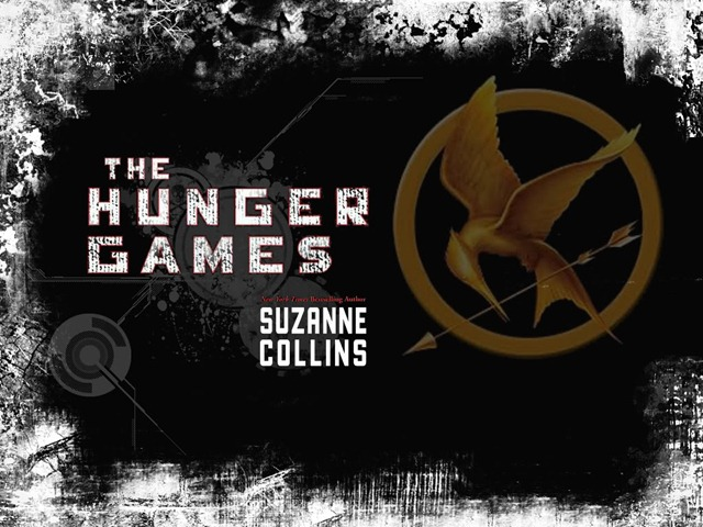 hunger games book year