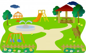 picture of a playground